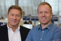 Lars-Christian Brask og Lasse Hockerup