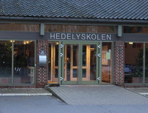 Hedelyskolen, Greve