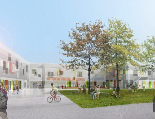 Ny Frederiksberg Skole, Sorø