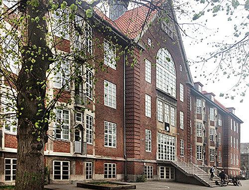 Christianshavns Skole, København