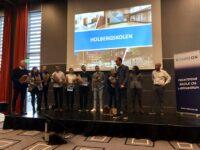 Holbergskolen - vinder af Årets Skolebyggeri 2019 - kilde: nohrcon.dk
