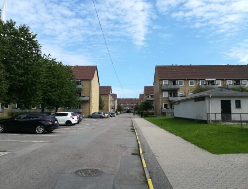 Postparken, Kastrup